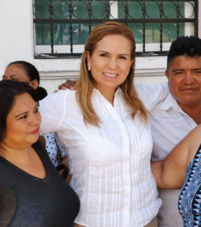Acusa Lili Campos que el gobierno de Laura Beristain se ha involucrado de manera ilegal en el proceso electoral