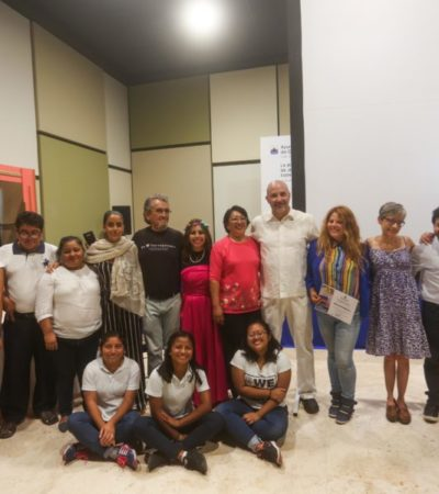 """Logran recolectar dos mil libros con el proyecto """"Kilómetro del Libro 2019"""" en Cozumel"""