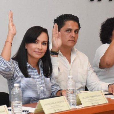 Cabildo de Puerto Morelos aprueba el proyecto de decreto enviado por la XV Legislatura, que fortalece el principio en paridad de género en QR