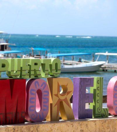 LOGRA PUERTO MORELOS SU PRIMER DISTINTIVO 'BLUE FLAG': La playa ubicada en la Ventana al Mar cumple los 33 criterios de calidad que exige el jurado internacional