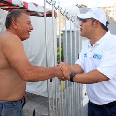 Es la inseguridad el principal lastre y preocupación de Cancún, advierte Eduardo Pacho