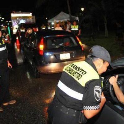 ALISTAN CAMBIOS EN EL ALCOHOLÍMETRO: Amparos desaparecerán para hacer cumplir el Reglamento, anticipa Mara Lezama