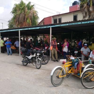 TERCER PARO DE LABORES EN SERVICIOS PÚBLICOS DE OPB: Anticipan la destitución del director Jaime Valle y piden camiones para recoja de basura