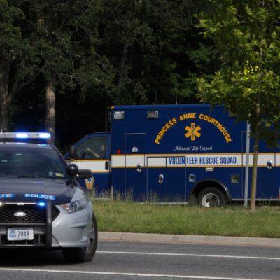 BALACERA EN LA COSTA ATLÁNTICA DE EU: Ataque en Virginia Beach deja saldo de al menos 11 muertos