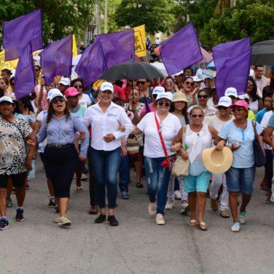 """""""NO MÁS SILLAS VACÍAS EN EL CONGRESO"""": Concluye Karla Romero su campaña con la promesa que los ciudadanos estarán representados en el Congreso"""