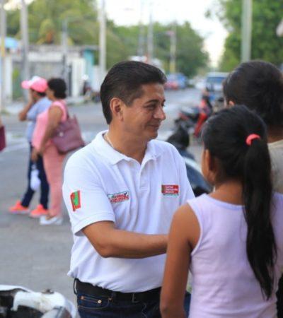 Se compromete Carlos Hernández a presentar la propuesta de los empresarios de crear una Ley de Islas