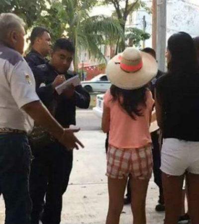 Exoneran a taxista que cobró 4 mil 500 pesos a un grupo de turistas peruanos en Cancún