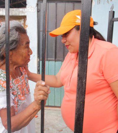 """""""Ayuntamiento de Benito Juárez no entrega resultados"""", acusa Abi Andueza"""