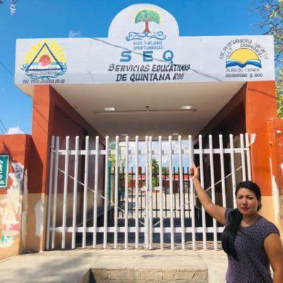 Denuncia PRD de Solidaridad inacción de Ieqroo en informar ubicación de casillas