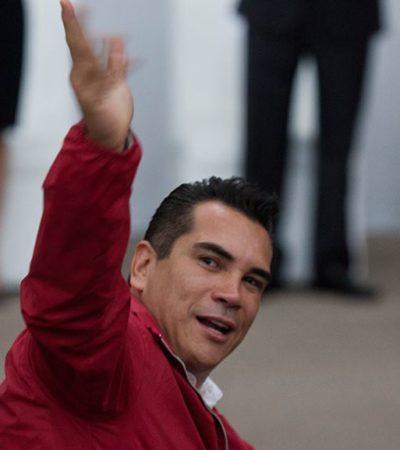 Desdeña Moreno Cárdenas a Ulises Ruiz, quien acudió a la Fepade para acusarlo de peculado