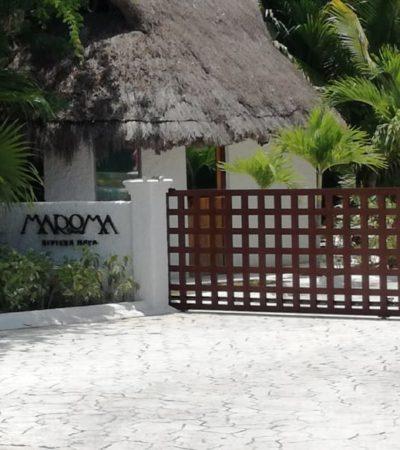 Reportan asalto a mano armada en hotel 'Belmond Maroma' de la Riviera Maya