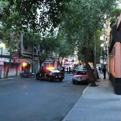 Asesinan a mujer presuntos travestis sexoservidores en la colonia Guerrero de la CDMX
