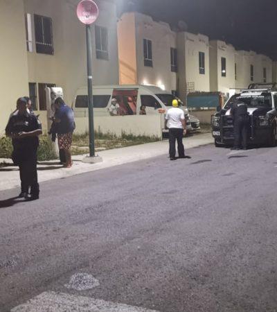EJECUCIÓN EN LA MADRUGADA EN PLAYA: Pistoleros atacan a tres en casa de Villas del Sol y huyen en mototaxi; un muerto