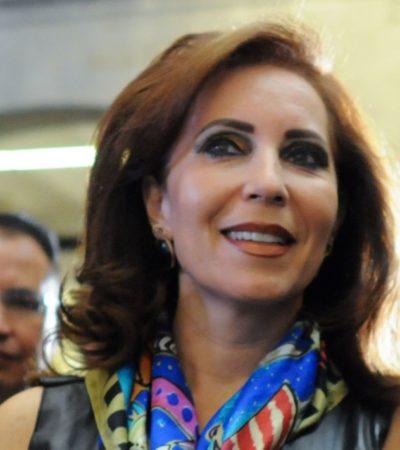 Detienen a Bárbara Botello, exalcaldesa priista de León, acusada de peculado