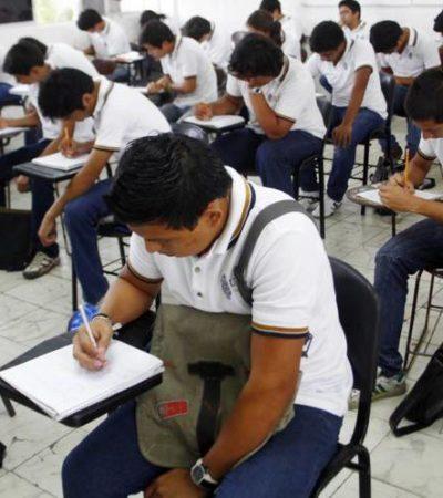 DESTACA YUCATÁN EN EDUCACIÓN MEDIA SUPERIOR: Estudiantes de Campeche rezagados en habilidades matemáticas y de Quintana Roo en comprensión lectora