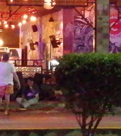 ATAQUE ARMADO EN BAR DE PLAYA: Al menos un muerto y 11 heridos tras balacera en Cervecería Chapultepec de la Constituyentes