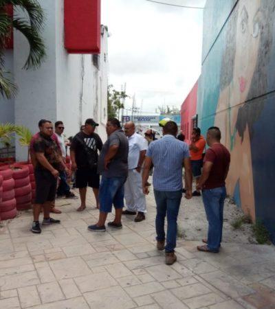 Bomberos de Cancún piden a las autoridades mejoras en reglamentación interna