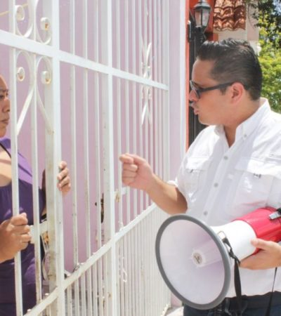 Manuel Prieto 'Chacho' denuncia que integrantes del actual Congreso dejaron pendientes 161 iniciativas ciudadanas