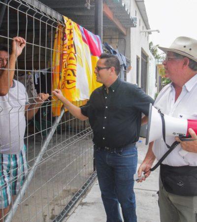 Si Capella se quiere divertir, que se quede en Morelos, advierte 'Chacho'