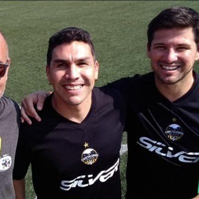 Salvador Cabañas está de vuelta en Chiapas, será auxiliar técnico de Gabriel Pereyra en Cafetaleros