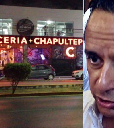 """""""A LA DELINCUENCIA SE LE OCURREN NUEVAS COSAS"""": Tras el ataque a la Cervecería Chapultepec, dice Carlos Joaquín que """"hay que estar preparados"""", pero asegura que la delincuencia va a la baja en 10 municipios menos en Solidaridad"""