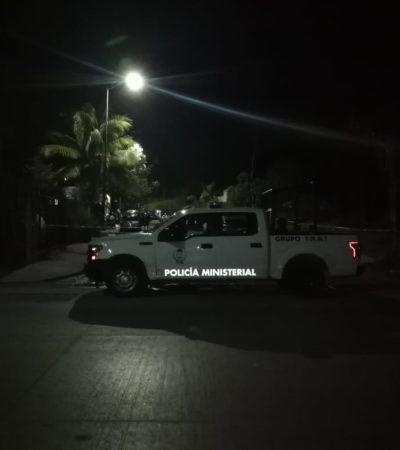 Recuperan coche robado en Playa del Carmen