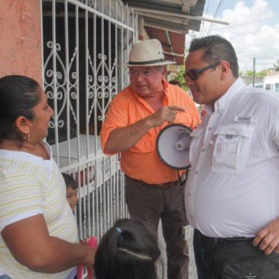 'HAY CHACHO PARA RATO': Asegura Manuel Prieto 'Chacho' que el proyecto electoral sigue más firme que nunca en el Distrito 2