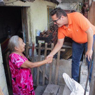Asegura Manuel Prieto 'Chacho' que es positivo que haya debates entre candidatos