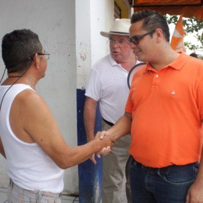 Asegura Manuel Prieto 'Chacho' que el Distrito 2 es el más abandonado en materia de seguridad pública