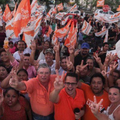 """""""Es el último día de campaña, pero es el inicio de una nueva etapa"""", asegura Manuel Prieto 'Chacho'"""