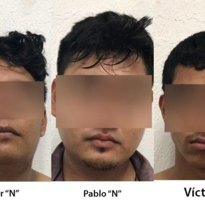 ENCARCELAN A ATACANTES DE CERVECERÍA CHAPULTEPEC: Vinculan a proceso y dan prisión preventiva a tres presuntos implicados en balacera en Playa del Carmen