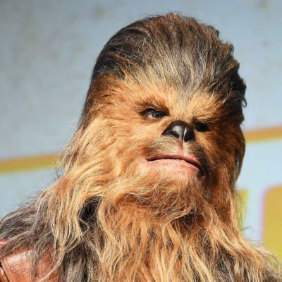LUTO EN EL UNIVERSO: Muere Peter Mayhew, único actor que interpretó a Chewbacca en 'Star Wars'