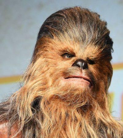 LUTO EN EL UNIVERSO: Muere Peter Mayhew, único actor que interpretó a Chewbacca en 'Star Wars'