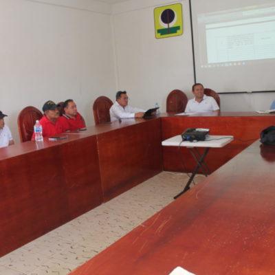 Integrantes del Consejo Asesor de Yum Balam, anuncian que no habrá más reuniones hasta que la Semarnat y la Conanp escuchen las quejas de los ejidatarios