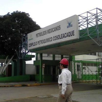 Deja seis heridos graves explosión en complejo petroquímico de Cosoleacaque