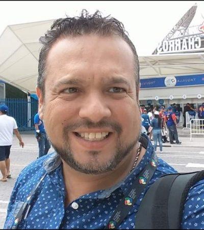 Asesinan a cronista de los Algodoneros de Unión Laguna de la LMB en un hotel de la CDMX