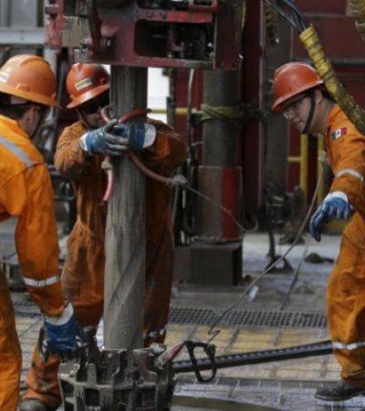Reporta Pemex caída en producción de crudo; 10.3% respecto al mismo mes de 2018
