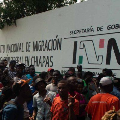 Nueva fuga de cubanos en estación migratoria de Chiapas, luego de que 93 isleños fuera repatriados