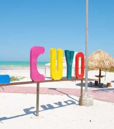 Buscaban a su mascota y hallaron los restos de una mujer en El Cuyo, puerto pesquero de Yucatán