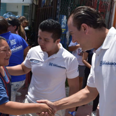 Carlos Orvañanos propone incrementar elementos policíaco, cámaras de vigilancia y arcos de seguridad para Cancún