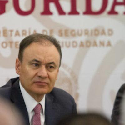 En visita a Yucatán, Alfonso Durazo llama a no mezclar la seguridad y los colores partidistas