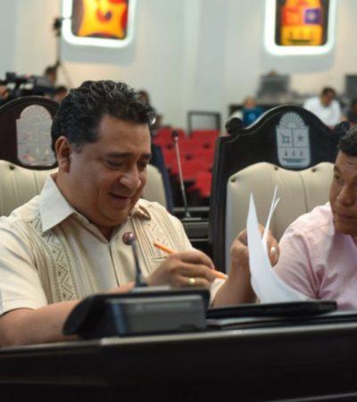 """""""NO FUIMOS UNA LEGISLATURA A MODO"""": Asegura Eduardo Martínez Arcila que nunca hubo enfrentamientos entre el poder ejecutivo y legislativo porque no se dañó a la ciudadanía con las decisiones tomadas"""