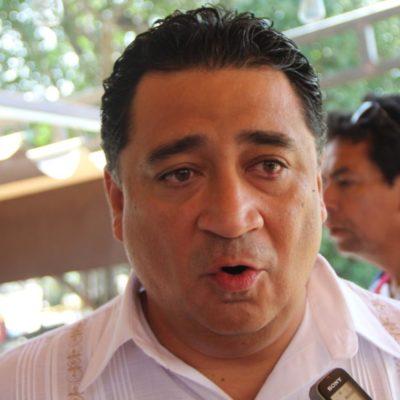 Gobierno federal ve al turismo como una actividad 'fifi' por eso no hay respaldo a la crisis del sargazo, reprocha Eduardo Martínez
