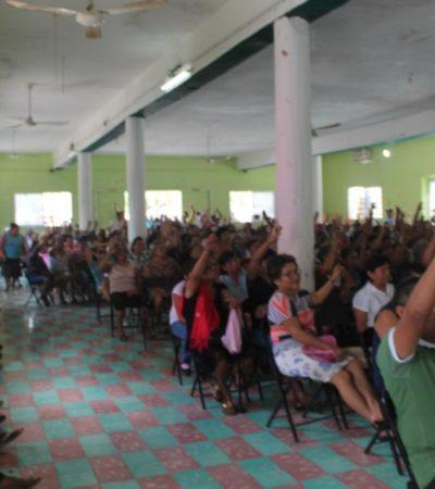 Continúa inconformidad de ejidatarios contra CAPA en Lázaro Cárdenas