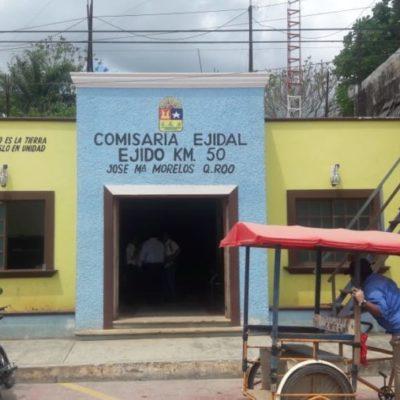"""""""NO TIENE FUNDAMENTO NI SELLO"""": Surge convocatoria para elegir a nuevo líder ejidal en José María Morelos, aunque el comisariado asegura que es falsa"""