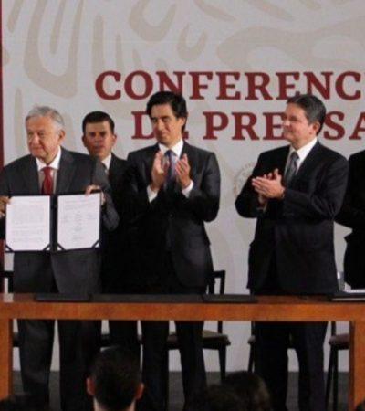 'POR SI LAS MOSCAS': Ponen 8 mil mdd a disposición de Pemex para enfrentar riesgos los próximos 5 años