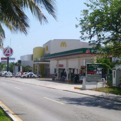 Por no despachar litros completos de combustible, gasolinera de la Zona Hotelera de Cancún figura en la 'lista negra' de Profeco