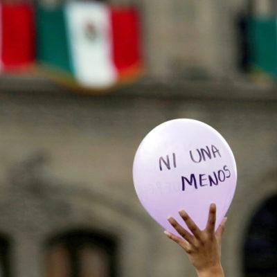 Denuncian mujeres 9 violaciones al día; registro de feminicidios suma ya 227 casos en el primer trimestre
