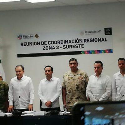 VAN CONTRA 'EFECTO CUCARACHA': Evitará Guardia Nacional que inseguridad en Quintana Roo afecte a Campeche y Yucatán