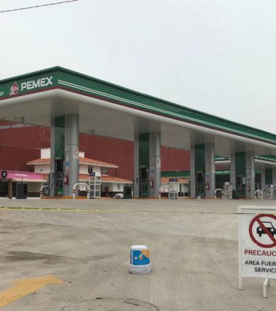 INNOVAN PROTESTA MAESTROS DE LA CNTE EN CHIAPAS: Toman estaciones y regalan gasolina